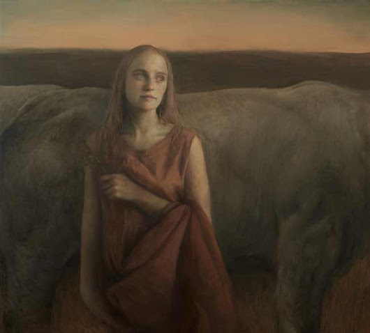 Molly Judd, Odd Nerdrum student comes into her own - Figurative Artist