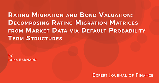 Rating Migration and Bond Valuation: Decomposing Rating Migration Matrices from Market Data via Default Probability Term Structures