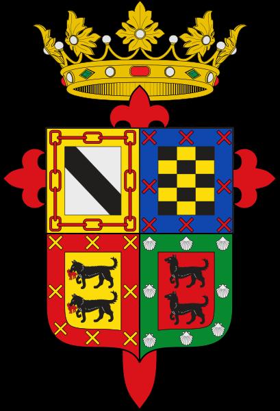 Archivo: Escudo de Peñaranda de Duero opt.svg