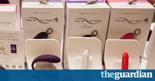 Vibrator maker ordered to pay out C$4m for tracking users' sexual activity | Technology | The Guardian