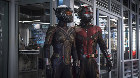 Marvel's smallest hero is our biggest hope in new 'Ant-Man and the Wasp' TV spot