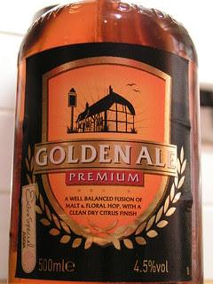 Shepherd Neame (ASDA), Golden Ale Premium, England