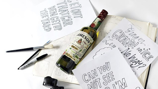 9 Gorgeous Pieces of Hand-Lettered Art You'll Find On Shelves Near You