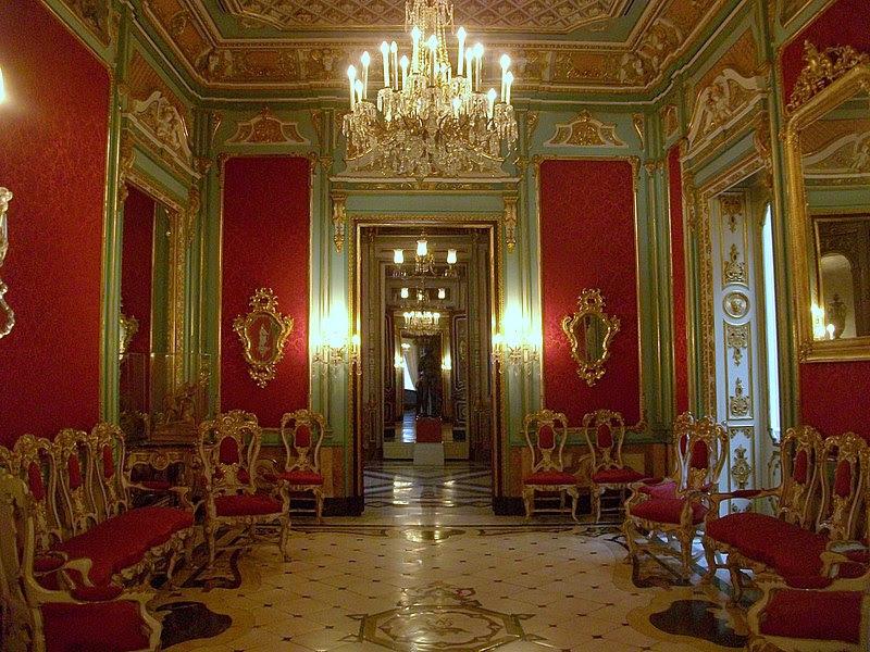 File:Sala Roja, palau del marqués de Dos Aigües de València.jpg