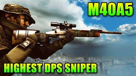 sniper sunday ma highest dps sniper rifle battlefield