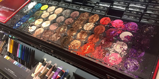 A Child Reportedly Destroyed Over $1,000 Worth of Makeup at Sephora
