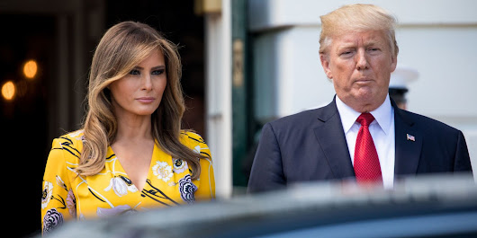 The Staff of Melania Trump, Anti Cyber-Bullying Crusader, Respond to the President's Disgusting Tweets About Mika Brzezinski