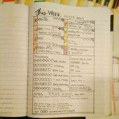 How to Make a Day Planner from a Composition Book | angelab.me ...