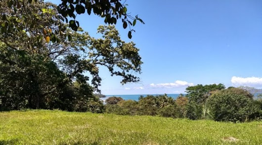 1.59 ACRES - Amazing Ocean View Lot With Power And Water Near Playa Pilon!!! - Costa Rica Real Estate