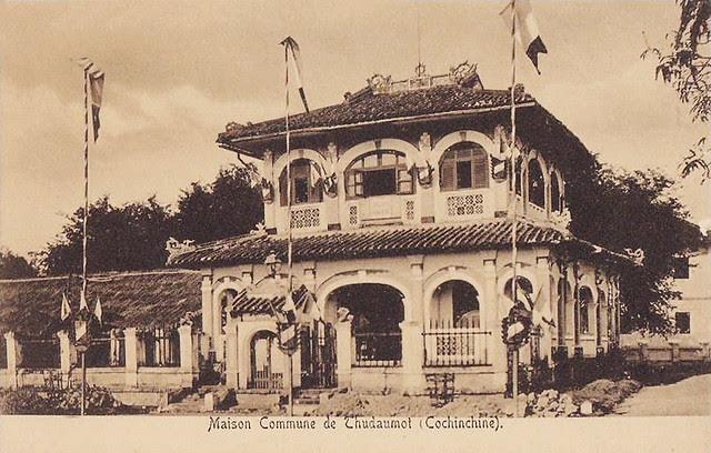 Maison Commune de Thudaumot