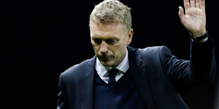 Blame Me: David Moyes Takes Responsibility For Manchester United's Miserable Season