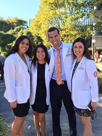Salus University - White Coat Ceremony Fall 2015