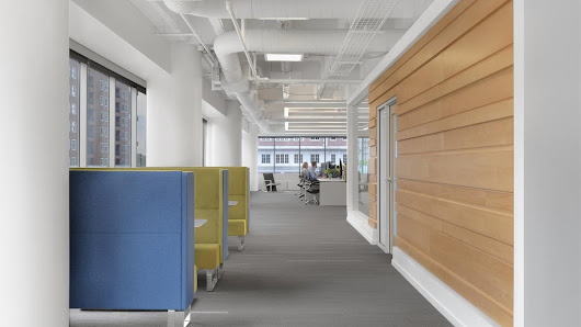 Coolest office spaces: Varsity Tutors mirrors Silicon Valley in the heart of Clayton - St. Louis Business Journal