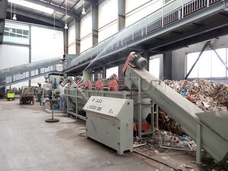 Exactly What Is The Average Solid Waste Recycling Plant Cost Today