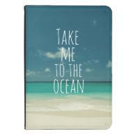 Take Me to the Ocean Kindle Case