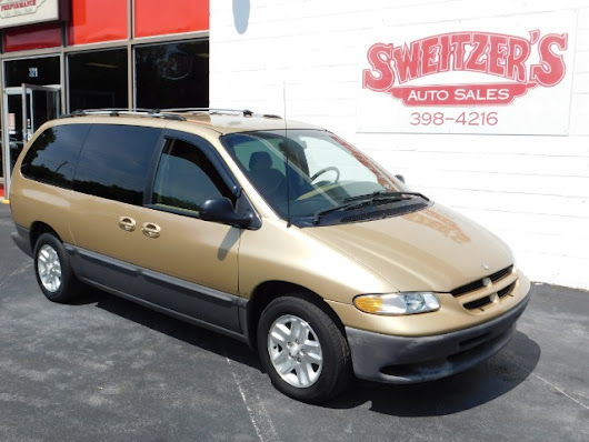 Used 1996 Dodge Grand Caravan LE for Sale in Jersey Shore PA 17740 Sweitzer's Auto Sales