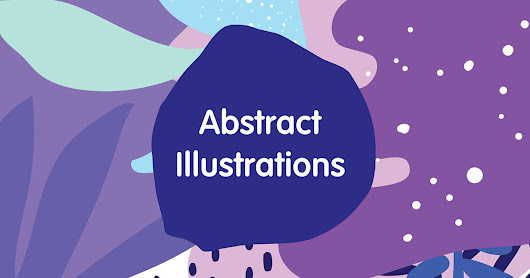 Trend Alert: Abstract Illustrations in Web Design ~ Creative Market Blog