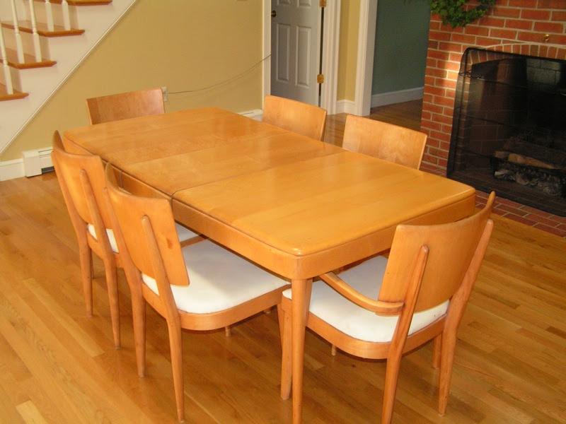 Craigslist Boston Find Heywood Wakefield Dining Room Decor8