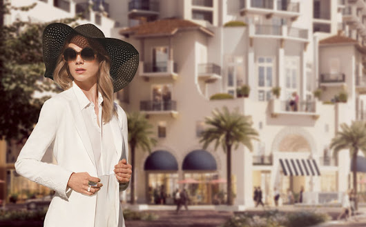 The Shoppes at Via Mizner - The Residences at Mandarin Oriental, Boca Raton | Via Mizner