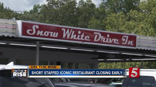 Iconic Tennessee Restaurant Can't Staff The Kitchen