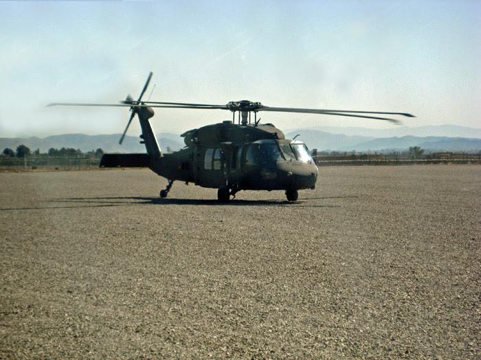Blackhawk at Salerno