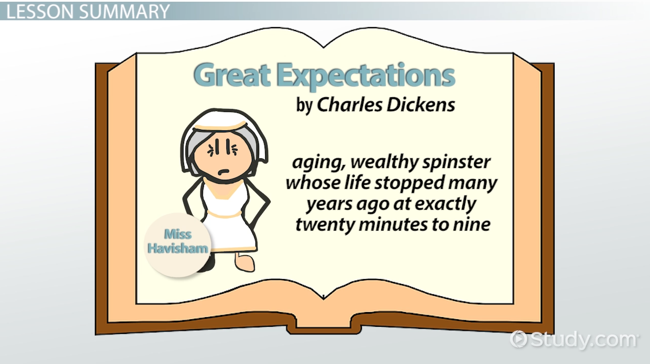 Miss Havisham in Great Expectations Description & Character Analysis Video & Lesson Transcript