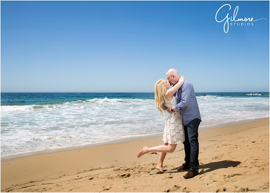 Laguna Beach Engagement Session | Jennifer and Duncan | Surf and Sand Resort