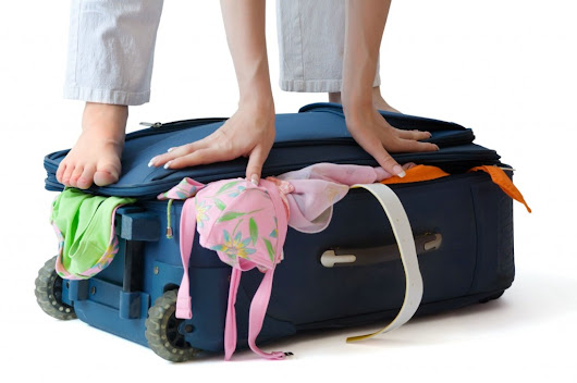 Why Travel Light? 10 Reasons to Pack Less