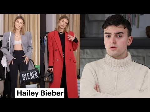 Fashion Critic Reacts to Hailey Bieber's Outfits of the Week