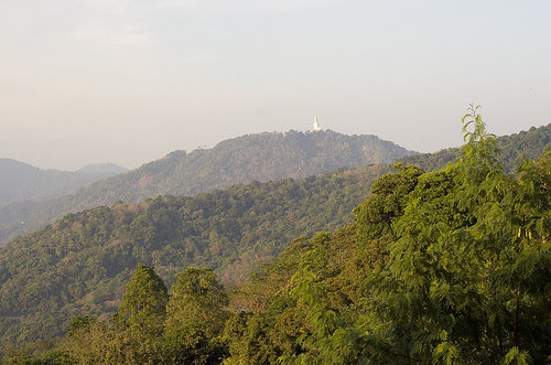 Phuket Hills and Big Buddha