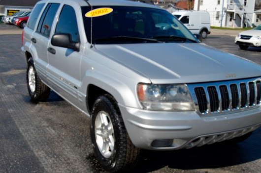 Used 2002 Jeep Grand Cherokee Laredo 4WD for Sale in Muncie IN 47302 Ron Greenwell Auto Sales