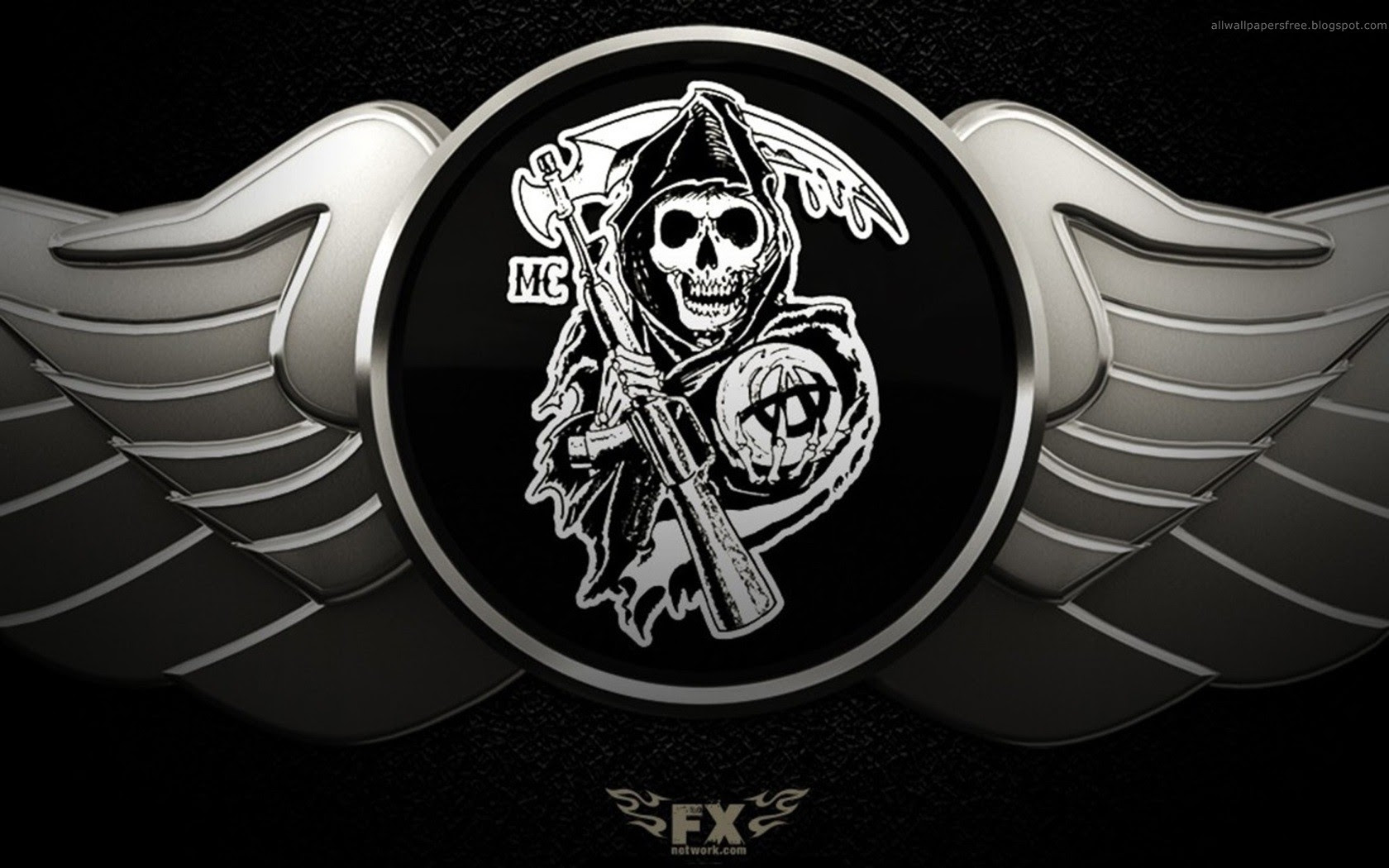 Horror Sons Of Anarchy 1680x1050 Wallpaper High Quality Wallpapers