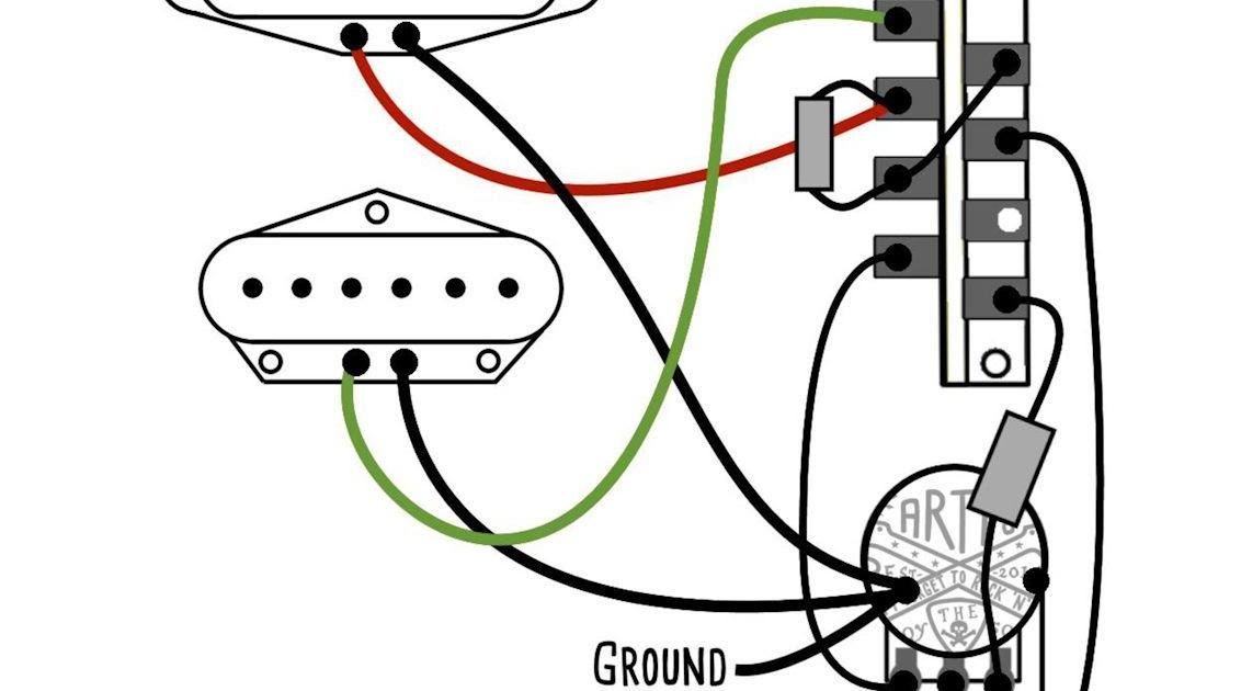[DIAGRAM] Fender Stratocaster Texas Special Wiring Diagram