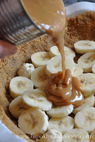 Banoffee Pie | www.brooklynlimestone.com