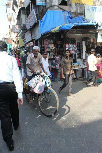 dabbawala  tujhe salaam.. ghadi slow ho jati hai tu time par karta apna kam by firoze shakir photographerno1