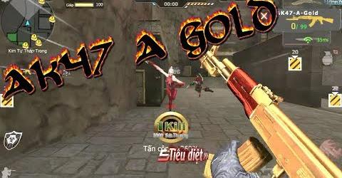 TXT - AK47 A GOLD XUYÊN ZOMBIE