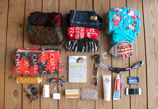 The Ultimate Packing List for Your Weekend Getaway