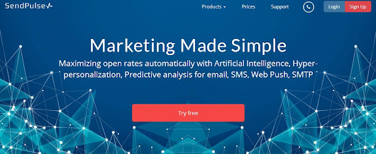 Marketing Made Real Simple With SendPulse - NEXTbiGPRODUCT