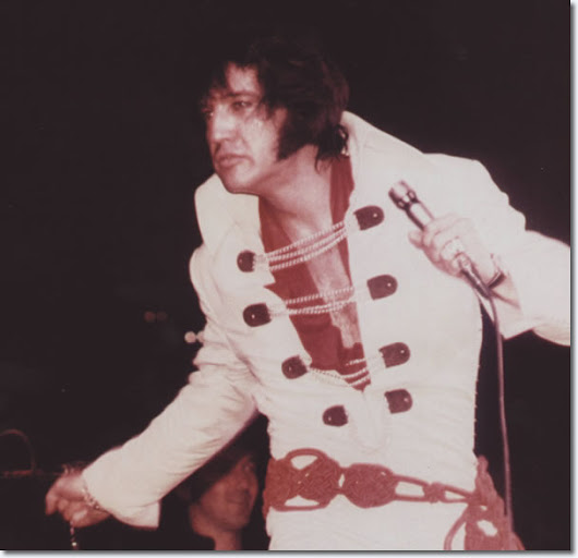 Elvis Presley : St. Louis, Missouri : September 10, 1972