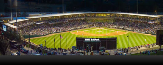 Charlotte Knights Baseball 2013 vs Buffalo Bisons on 6/29/2013 Tickets