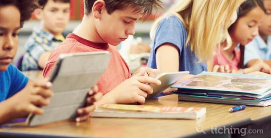 Tablets en el aula | Tiching