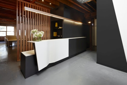 Paper Stone Scissors Australia Design Agency Office