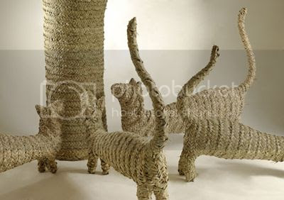 Ahmed Askalany's Weaved Sculpture 6