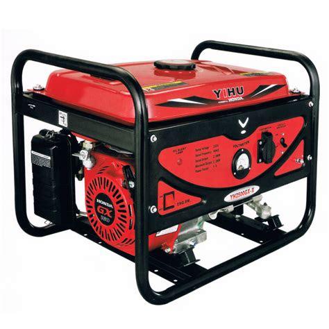 yihu honda engine gx gasoline generator yhgx kva