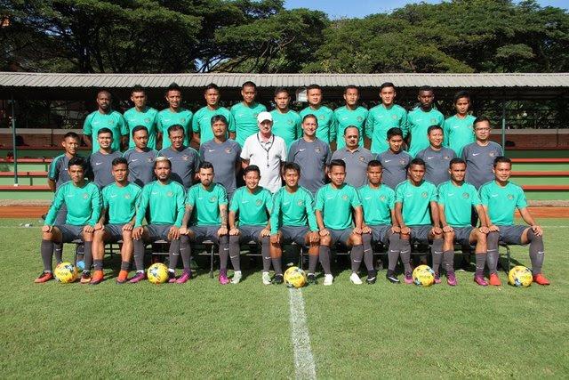 Profil pemain timnas Indonesia yang berlaga di Piala AFF 2016