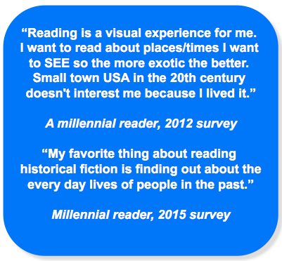 10 Insights on Millennial Readers