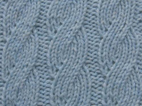 K2tog Spiral