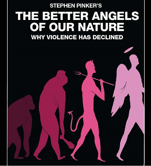 """Los Ángeles Que Llevamos Dentro"" (The Better Angels of Our Nature) [LIBRO RESUMIDO]"