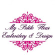 My Petite Fleur Designs | Creative Embroidery Design