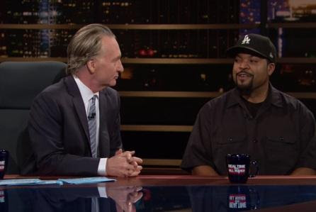 Bill Maher's been taught an important lesson by Ice Cube after using racial slur